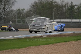 © Octane Photographic Ltd. Donington Park testing, May 3rd 2012. Digital Ref : 0313lw7d5900