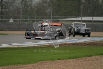 © Octane Photographic Ltd. Donington Park testing, May 3rd 2012. Jamie Brashaw - March 793. Digital Ref : 0313lw7d5938