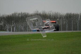 © Octane Photographic Ltd. Donington Park testing, May 3rd 2012. Jamie Brashaw - March 793. Digital Ref : 0313lw7d6000