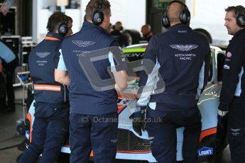 © Octane Photographic Ltd. 2012. Donington Park - General Test Day. Thursday 16th August 2012. FIA WEC. Aston Martin Vantage GTE. Digital Ref : 0458cb1d0395