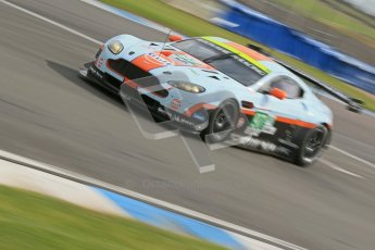© Octane Photographic Ltd. 2012. Donington Park - General Test Day. Thursday 16th August 2012. FIA WEC. Aston Martin Vantage GTE. Digital Ref : 0458cb1d0762