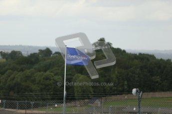 © Octane Photographic Ltd. 2012. Donington Park - General Test Day. Thursday 16th August 2012. Digital Ref : 0458cb1d1446