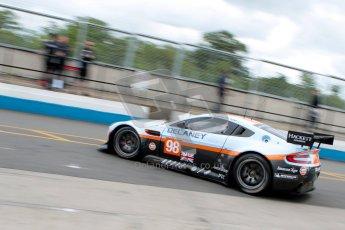 © Chris Enion/Octane Photographic Ltd. 2012. Donington Park - General Test Day. Thursday 16th August 2012. FIA WEC. Aston Martin Vantage GTE. Digital Ref : 0458ce1d0716
