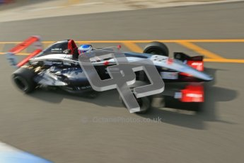 © Octane Photographic Ltd. 2012. Donington Park - General Test Day. Thursday 16th August 2012. Formula Renault BARC. Michael Epps - JWA-Avila. Digital Ref : 0458cb1d0111