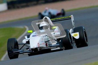 © Octane Photographic Ltd. 2012. Donington Park - General Test Day. Thursday 16th August 2012. Formula Renault BARC. David Wagner - MGR Motorsport. Digital Ref : 0458ce1d0210