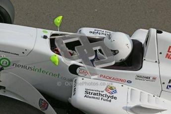 © Octane Photographic Ltd. 2012. Donington Park - General Test Day. Thursday 16th August 2012. Formula Renault BARC. David Wagner - MGR Motorsport. Digital Ref : 0458cb1d0215