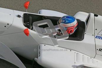 © Octane Photographic Ltd. 2012. Donington Park - General Test Day. Thursday 16th August 2012. Formula Renault BARC. Jake Dalton - MGR Motorsport. Digital Ref : 0458cb1d0224