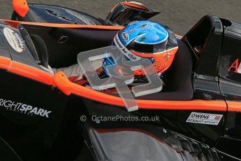 © Octane Photographic Ltd. 2012. Donington Park - General Test Day. Thursday 16th August 2012. Formula Renault BARC. Raoul Owens - Antel Motorsport. Digital Ref : 0458cb1d0255