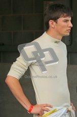 © Octane Photographic Ltd. 2012. Donington Park - General Test Day. Thursday 16th August 2012. Formula Renault BARC. Kieran Vernon - Hillspeed. Digital Ref : 0458cb1d0453