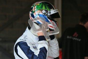 © Octane Photographic Ltd. 2012. Donington Park - General Test Day. Thursday 16th August 2012. Formula Renault BARC. Kieran Vernon - Hillspeed. Digital Ref : 0458cb1d0472
