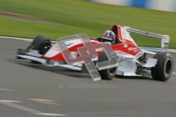 © Octane Photographic Ltd. 2012. Donington Park - General Test Day. Thursday 16th August 2012. Formula Renault BARC. Kieran Vernon - Hillspeed. Digital Ref : 0458cb1d0601