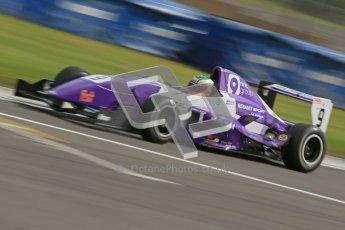 © Octane Photographic Ltd. 2012. Donington Park - General Test Day. Thursday 16th August 2012. Josh Webster - MGR Motorsport. Formula Renault BARC. Digital Ref : 0458cb1d0630