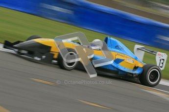 © Octane Photographic Ltd. 2012. Donington Park - General Test Day. Thursday 16th August 2012. Formula Renault BARC. Oliver Sirrell - ACS Motorsport. Digital Ref : 0458cb1d0663