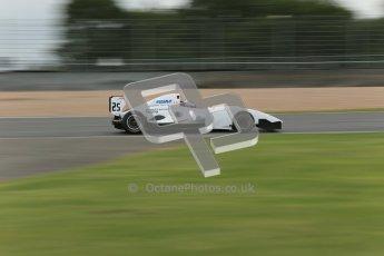 © Octane Photographic Ltd. 2012. Donington Park - General Test Day. Thursday 16th August 2012. Formula Renault BARC. Jake Dalton - MGR Motorsport. Digital Ref : 0458cb1d0821