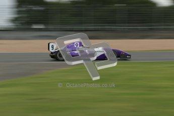 © Octane Photographic Ltd. 2012. Donington Park - General Test Day. Thursday 16th August 2012. Formula Renault BARC. Josh Webster - MGR Motorsport. Digital Ref : 0458cb1d0830