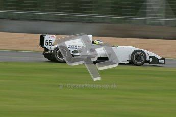 © Octane Photographic Ltd. 2012. Donington Park - General Test Day. Thursday 16th August 2012. Formula Renault BARC. James Fletcher - MGR Motorsport. Digital Ref : 0458cb1d0859