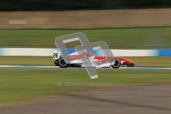 © Octane Photographic Ltd. 2012. Donington Park - General Test Day. Thursday 16th August 2012. Formula Renault BARC. Kieran Vernon - Hillspeed. Digital Ref : 0458cb1d1034