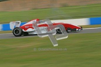 © Octane Photographic Ltd. 2012. Donington Park - General Test Day. Thursday 16th August 2012. Formula Renault BARC. Jacob Nortoft - Hillspeed. Digital Ref : 0458cb1d1118