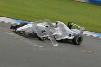 © Octane Photographic Ltd. 2012. Donington Park - General Test Day. Thursday 16th August 2012. Formula Renault BARC. David Wagner - MGR Motorsport. Digital Ref : 0458cb1d1164