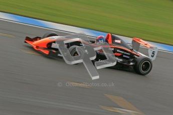 © Octane Photographic Ltd. 2012. Donington Park - General Test Day. Thursday 16th August 2012. Formula Renault BARC. Ivan Taranov - Antel Motorsport. Digital Ref : 0458cb1d1182