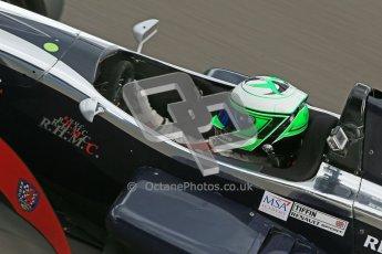 © Octane Photographic Ltd. 2012. Donington Park - General Test Day. Thursday 16th August 2012. Formula Renault BARC. Matt Tiffin - JWA-Avila. Digital Ref : 0458cb1d1333