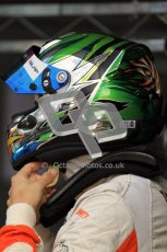 © Octane Photographic Ltd. 2012. Donington Park - General Test Day. Thursday 16th August 2012. Formula Renault BARC. Tom Oliphant - Antel Motorsport. Digital Ref : 0458cb7d0031