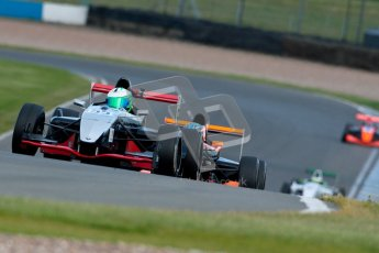 © Octane Photographic Ltd. 2012. Donington Park - General Test Day. Thursday 16th August 2012. Formula Renault BARC. Matt Tiffin - JWA-Avila. Digital Ref : 0458ce1d0195