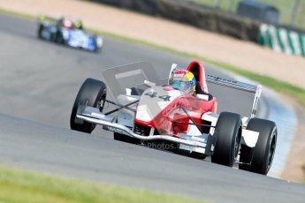 © Octane Photographic Ltd. 2012. Donington Park - General Test Day. Thursday 16th August 2012. Formula Renault BARC. Jacob Nortoft - Hillspeed. Digital Ref : 0458ce1d0269
