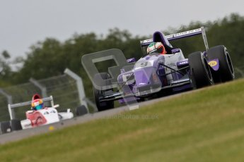 © Octane Photographic Ltd. 2012. Donington Park - General Test Day. Thursday 16th August 2012. Formula Renault BARC. Josh Webster - MGR Motorsport. Digital Ref : 0458ce1d0605