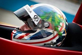 © Octane Photographic Ltd. 2012. Donington Park - General Test Day. Thursday 16th August 2012. Formula Renault BARC. Kieran Vernon - Hillspeed. Digital Ref : 0458ce1d0672