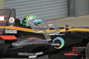 © Octane Photographic Ltd. 2012. Donington Park - General Test Day. Thursday 16th August 2012. Formula Renault BARC. Tom Oliphant - Antel Motorsport. Digital Ref : 0458lw7d0150