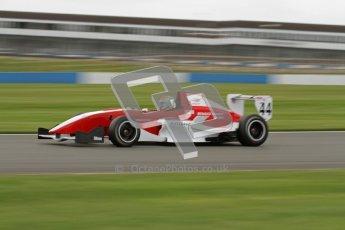 © Octane Photographic Ltd. 2012. Donington Park - General Test Day. Thursday 16th August 2012. Formula Renault BARC. Jacob Nortoft - Hillspeed. Digital Ref : 0458lw7d0310