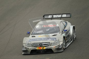 © Octane Photographic Ltd. 2012. DTM – Brands Hatch  - Friday Practice 1. Digital Ref : 0340cb1d7074