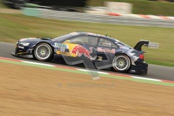 © Octane Photographic Ltd. 2012. DTM – Brands Hatch  - Friday Practice 1. Digital Ref : 0340cb7d2867
