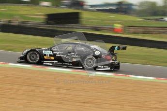 © Octane Photographic Ltd. 2012. DTM – Brands Hatch  - Friday Practice 1. Gary Paffett - Mercedes AMG C-Coupe - Thomas Sabo Mercedes AMG. Digital Ref : 0340cb7d2890