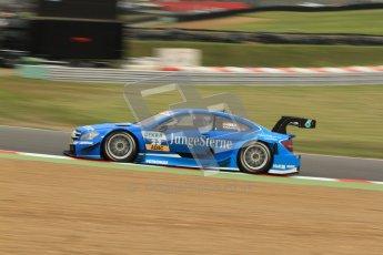© Octane Photographic Ltd. 2012. DTM – Brands Hatch  - Friday Practice 1. Digital Ref : 0340cb7d2953