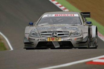 © Octane Photographic Ltd. 2012. DTM – Brands Hatch  - Friday Practice 1. Digital Ref : 0340lw7d9684