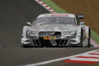 © Octane Photographic Ltd. 2012. DTM – Brands Hatch  - Friday Practice 1. Digital Ref : 0340lw7d9717