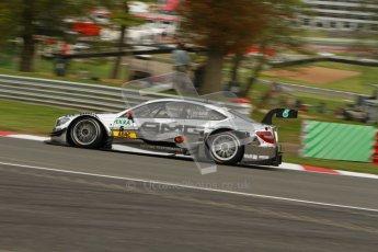 © Octane Photographic Ltd. 2012. DTM – Brands Hatch  - Friday Practice 1. Digital Ref :