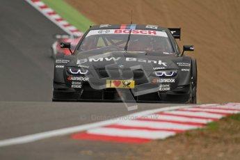 © Octane Photographic Ltd. 2012. DTM – Brands Hatch  - Friday Practice 1. Bruno Spengler - BMW M3 DTM - BMW Team Schnitzer. Digital Ref :