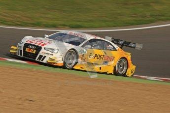 © Octane Photographic Ltd. 2012. DTM – Brands Hatch  - Saturday 19th May 2012. Timo Scheider - Audi A5 DTM - Audi Sport Team Abt Sportsline. Digital Ref :