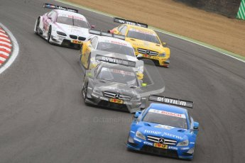 © Octane Photographic Ltd. 2012. DTM – Brands Hatch  - Race. Sunday 20th May 2012. Perrson Motorsport – Roberto Merhi. Digital Ref :