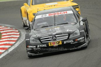 © Octane Photographic Ltd. 2012. DTM – Brands Hatch  - DTM Taxi ride - Jenson Button. Sunday 20th May 2012. Digital Ref : 0348cb1d9413