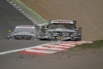 © Octane Photographic Ltd. 2012. DTM – Brands Hatch  - DTM Warm up session. Sunday 20th May 2012. Gary Paffett - Mercedes AMG C-Coupe - Thomas Sabo Mercedes AMG. Digital Ref : 0347lw7d4993