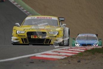 © Octane Photographic Ltd. 2012. DTM – Brands Hatch  - DTM Warm up session. Sunday 20th May 2012. Digital Ref : 0347lw7d5083