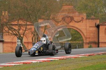 © 2012 Octane Photographic Ltd. Saturday 7th April. Dunlop MSA Formula Ford - Qualifying. Digital Ref : 0276lw7d7677