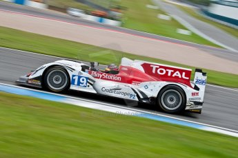 © Octane Photographic Ltd/ Chris Enion. European Le Mans Series. ELMS 6 Hours at Donington Park. Sunday 15th July 2012. Digital Ref: 409ce1d0033