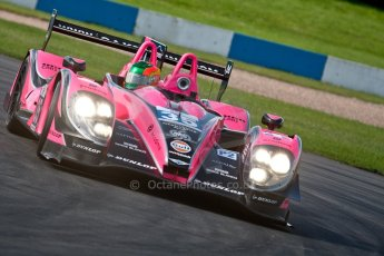 © Octane Photographic Ltd/ Chris Enion. European Le Mans Series. ELMS 6 Hours at Donington Park. Sunday 15th July 2012. Digital Ref: 409ce1d0100