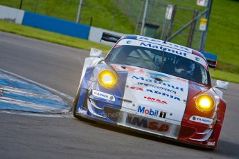 © Octane Photographic Ltd/ Chris Enion. European Le Mans Series. ELMS 6 Hours at Donington Park. Sunday 15th July 2012. Digital Ref: 409ce1d0112