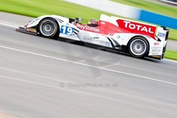 © Octane Photographic Ltd/ Chris Enion. European Le Mans Series. ELMS 6 Hours at Donington Park. Sunday 15th July 2012. Digital Ref: 409ce1d0169
